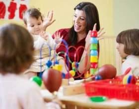 Адаптація дитини в дитячому саду фото