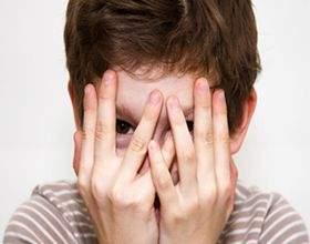 Якщо ваша дитина сором`язлива фото
