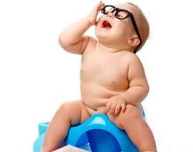 Як швидко привчити дитину до горщика? фото