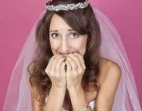 Як уникнути нервового зриву перед весіллям? фото