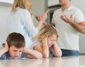 Як пережити розлучення з чоловіком, якщо є діти? фото