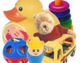 Як правильно вибирати дитячі іграшки? фото