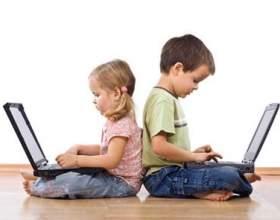 Комп`ютерна залежність у дітей фото