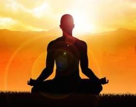Медитація перед сном фото