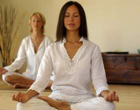 Медитація фото