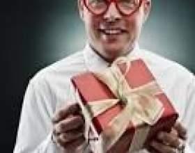 Чому так складно вибрати подарунок чоловікові? фото
