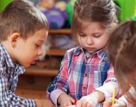 Підготовка та адаптація малюка до дошкільної установи фото