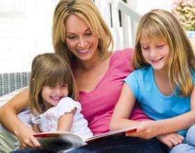 Роль казок, історій і книг в житті дитини фото
