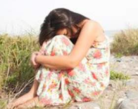 Симптоми післяпологової депресії фото
