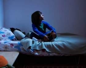 Страх темряви у дитини фото