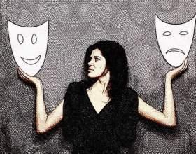 У стані депресії людина не розрізняє своїх негативних емоцій фото